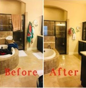 Before & After House Cleaning in Tampa, FL (1)