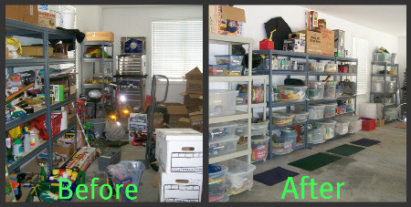 Before & After Deep Garage Cleaning in Wesley Chapel, FL (1)