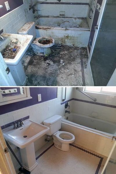 Before and After Bathroom Cleaning in Tampa, FL (1)