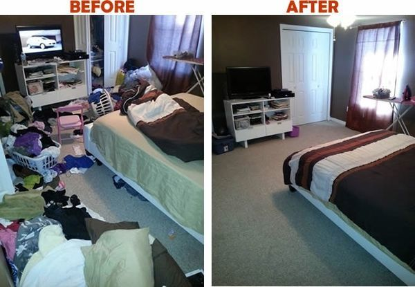Before and After House Cleaning in Wesley Chapel, FL (1)