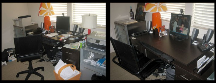 Before and After Office Cleaning Services Tampa, FL